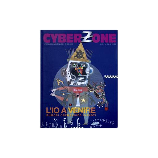 copertina Cyberzone 23